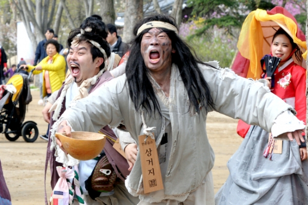 [Photo News] Back to the Joseon era