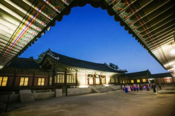 Gyeongbokgung Palace to host 'Starlight Tour'