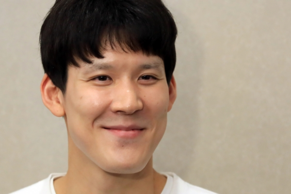 Swimmer Park Tae-hwan returns home from Australian camp for nat'l team trials