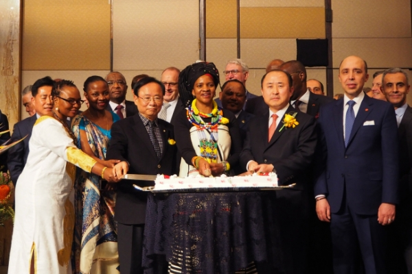 Democratic, denuclearized South Africa marks Freedom Day