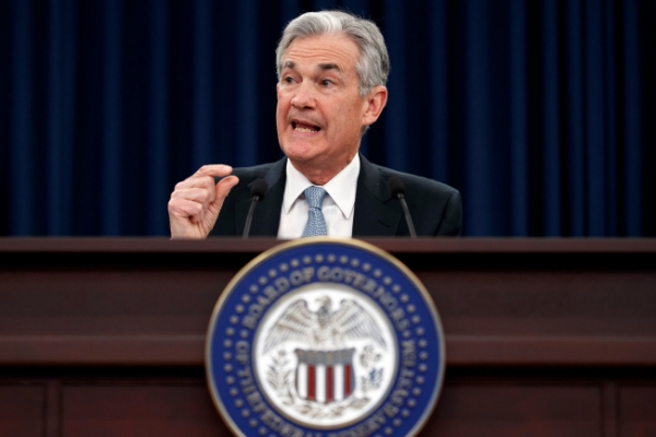 Fed leaves rates unchanged, says inflation close to target