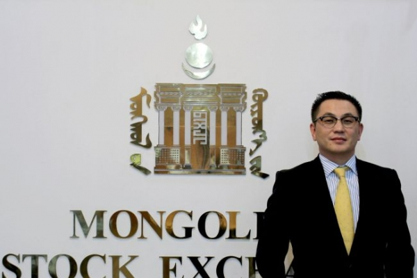 [Herald Interview] Korean investment 'positive catalyst' to Mongolian stock market: MSE chief