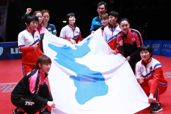 S. Korean table tennis teams return home with world bronze medals