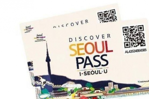 Seoul city govt. launches upgraded version of foreigners-only tour pass