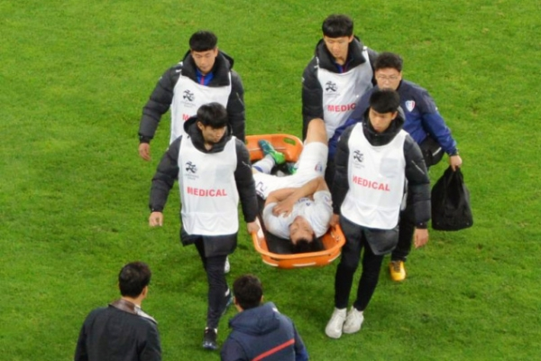 Injury woes continue for S. Korea ahead of 2018 FIFA World Cup