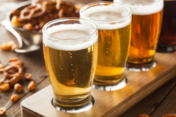 Enjoy beer and music at N Seoul Tower