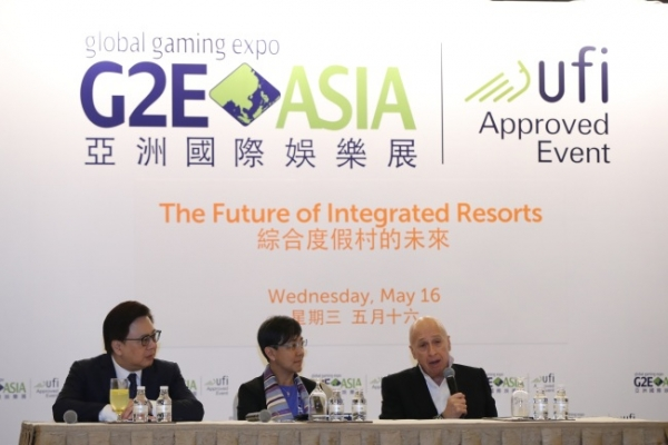 Macau aims for 40 percent nongaming revenue in future