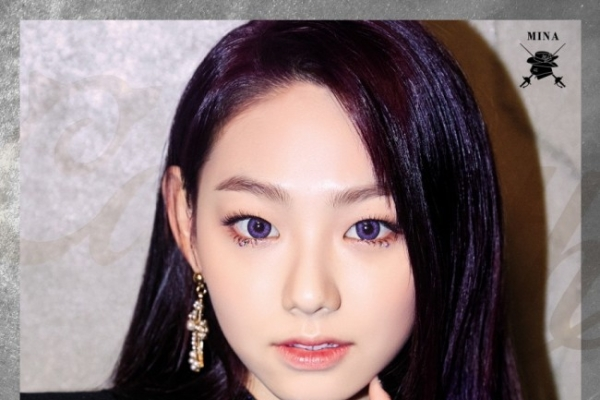 Gugudan's Mina joins cast of webtoon-based TV series 'Gyeryong Fairy Tale'