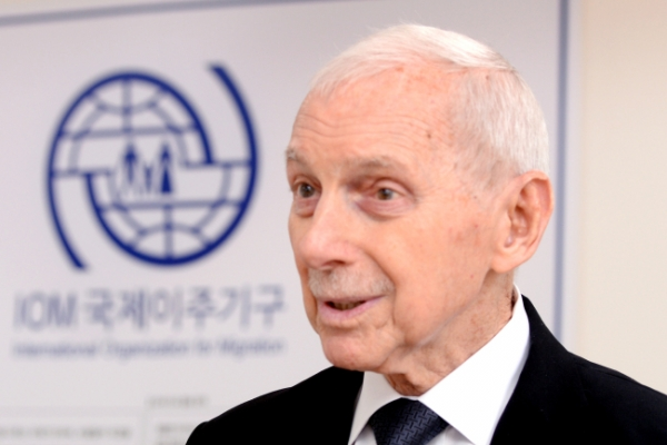 [Herald Interview] 'Accepting migrants is in national interest': IOM chief