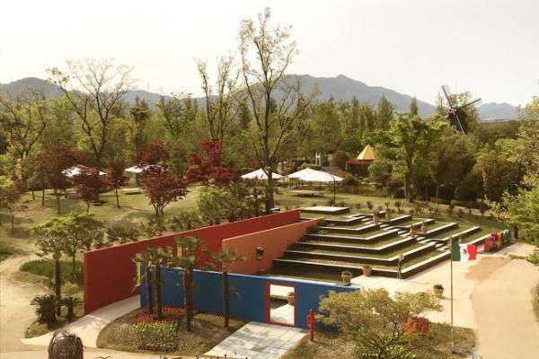 Mexican Garden opens at Suncheon Bay National Garden