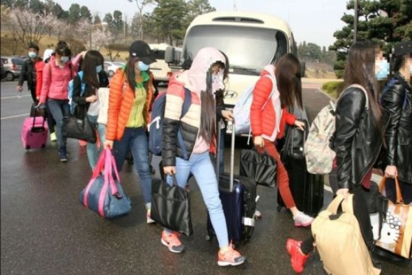 NK's demand for repatriation of 12 restaurant workers poses obstacle to ties