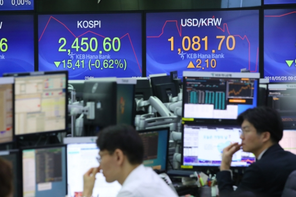Stock market faces limited impact from summit collapse
