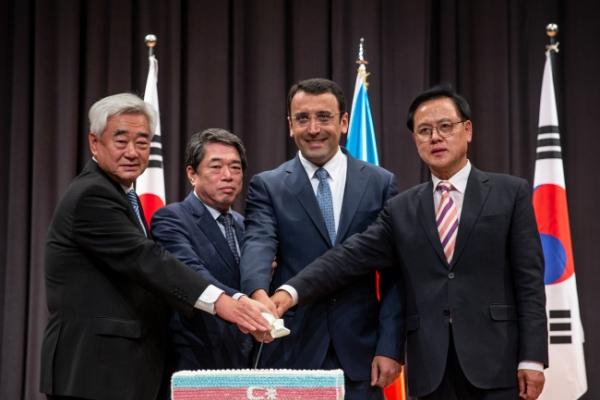 Azerbaijan diversifies economy, ups cooperation with Korea