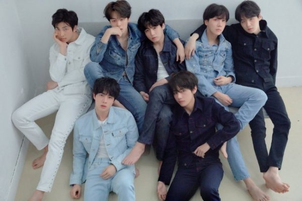 Overseas orders of BTS album soar