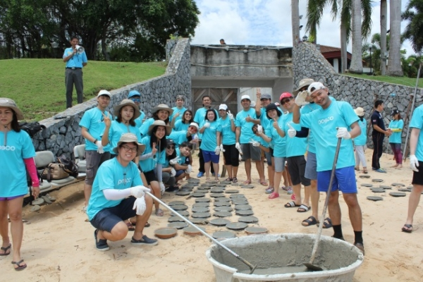 Posco volunteers for local communities in 53 nations