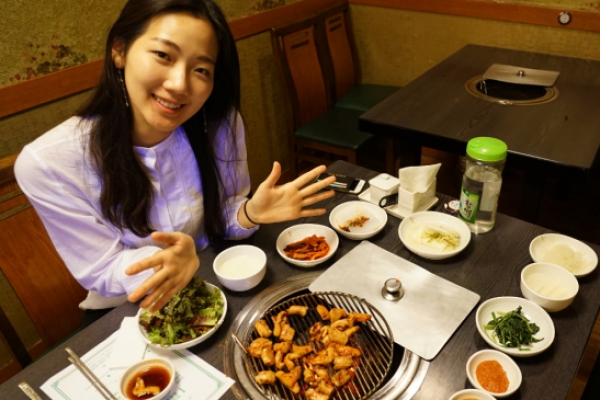 [Epicurean Challenge] Figuring out cow's anatomy, yangdaechang