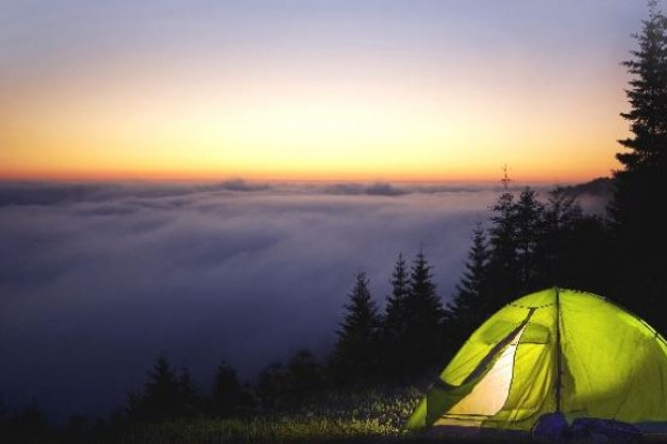 [Weekender] From roughing it to catered camp sites