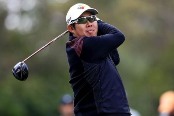 Korean An Byeong-hun loses in PGA playoff