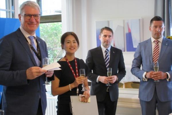 Latvia, Korea sign MOU on seafarers' certificates