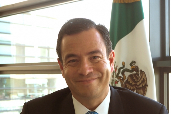 [Herald Interview] 'Mexico, Korea can blaze trail in global free trade regime'