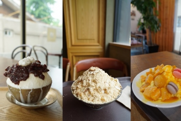 [Epicurean Challenge] Satisfying sweet tooth with red beans, patbingsu