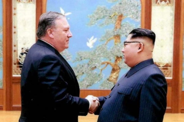 [US-NK Summit] Pompeo to visit S. Korea after N. Korea summit