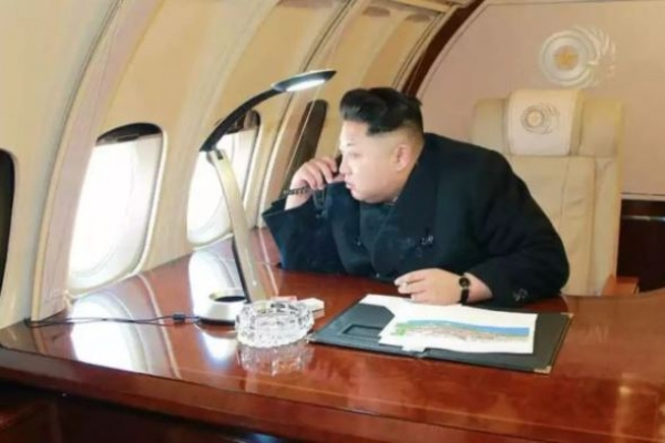 [US-NK Summit] Chinese flight from Pyongyang arrives in Singapore ahead of US-NK summit