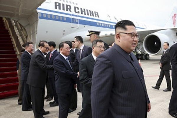 [US-NK Summit] Trump, Kim set for summit on ending nuclear standoff