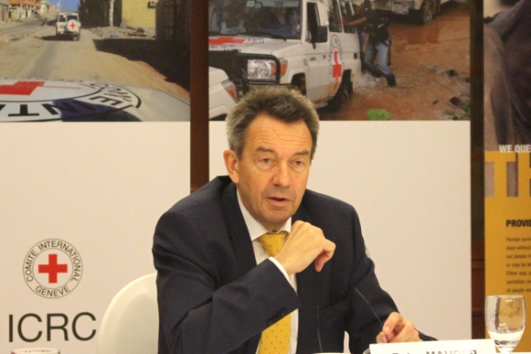 [Herald Interview] International Red Cross ready to aid inter-Korean humanitarian projects