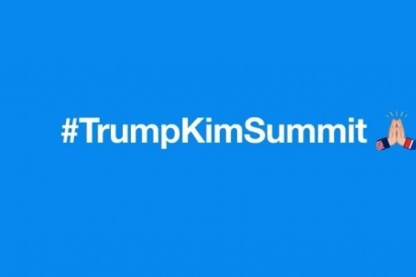 [US-NK Summit] Twitter launches 'high-five' emoji for US-North Korea summit, draws backlash