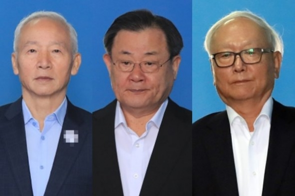 [Newsmaker] Former NIS chiefs guilty on transfers to Park