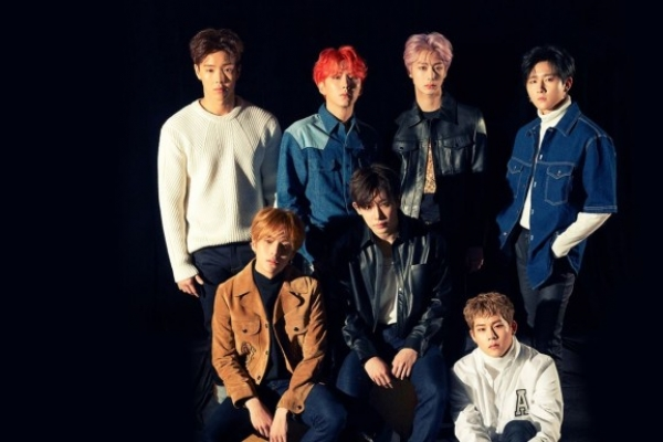 Monsta X to perform in Europe
