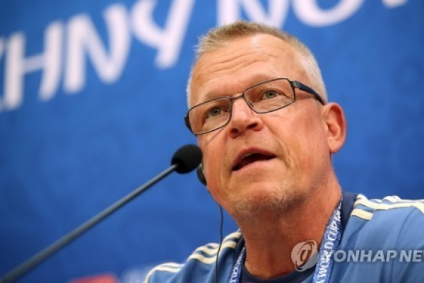 Sweden well prepared for S. Korea's various game plans: coach