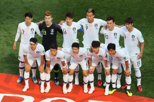 [World Cup] With towering striker upfront, S. Korea set to use back 4 vs. Sweden