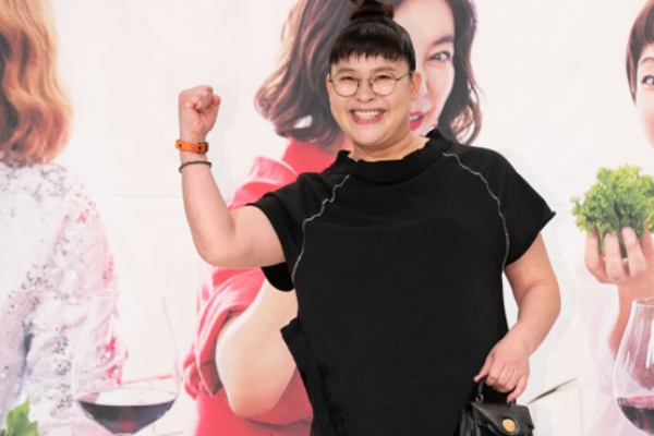 After 'Omniscient' fiasco, comedian Lee Young-ja returns with hearty foods