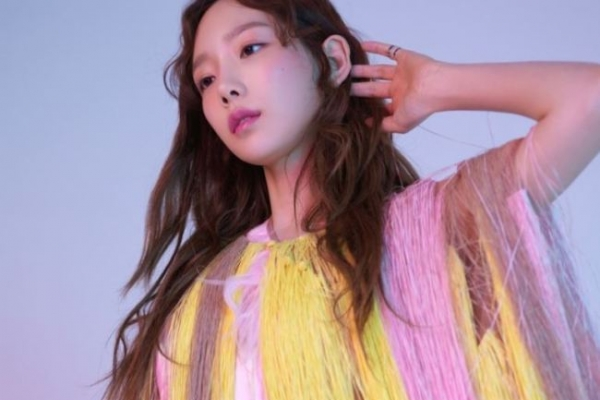 Taeyeon's 'Something New' album tops iTunes charts in 12 countries