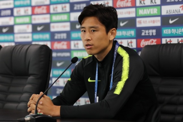 [World Cup] Despite crushing defeat to Sweden, midfielder says S. Korea not giving up