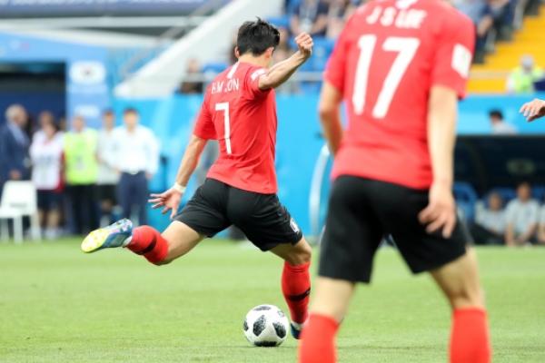 [Trending] 'Korea hasn't scored a goal. Son Heung-min has'