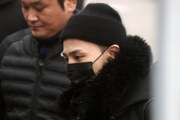 G-Dragon accused of receiving preferential treatment in military hospital