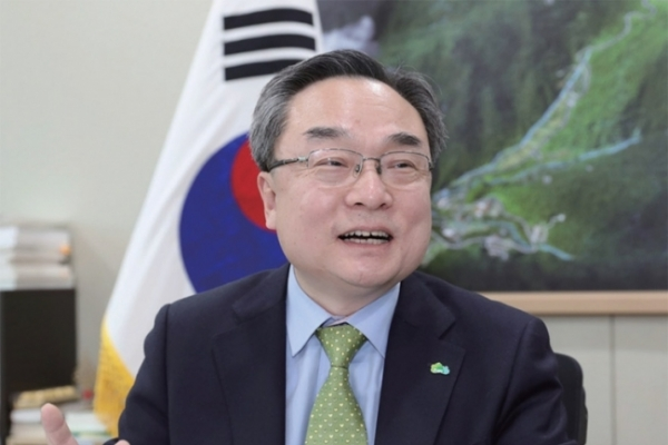 [Herald Interview] Korea stands at forefront of forest welfare