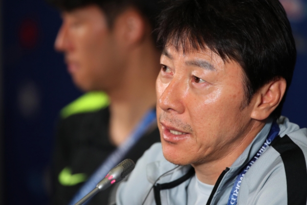 [World Cup] S. Korea coach says team ready to beat odds vs. Germany