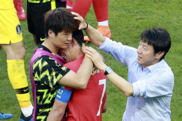 [World Cup] Son Heung-min's 2nd tournament experience ends in tears, but with different meaning