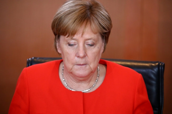 Merkel 'very sad' over Germany's World Cup loss to Korea
