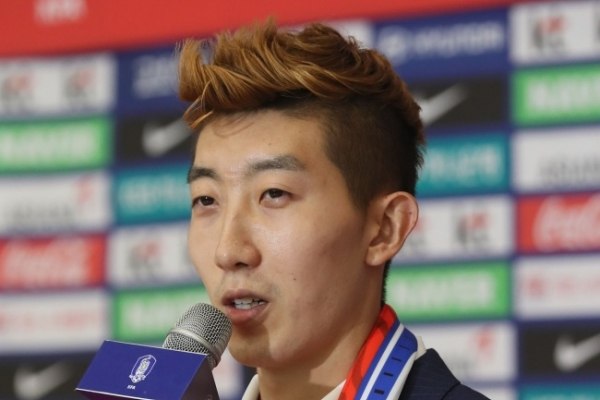 [World Cup] S. Korean goalkeeper hoping for stint in Europe after star turn in Russia