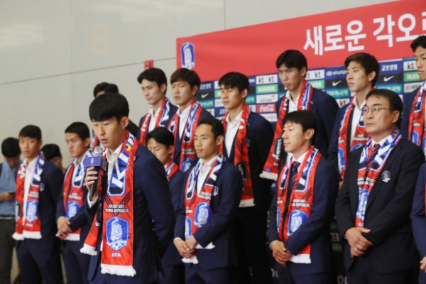 After World Cup exit, S. Korean football shifts focus to Asian Games