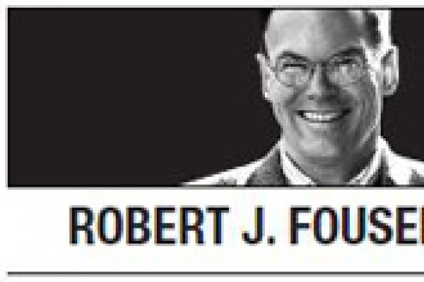 [Robert J. Fouser] Presenting art in broader context