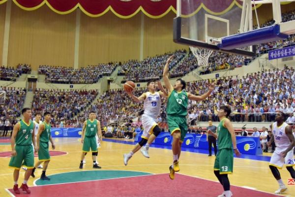 [Newsmaker] Basketball kicks off inter-Korean sports exchange