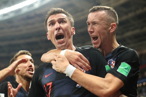 Croatia tops England in extra time, will meet France in Final
