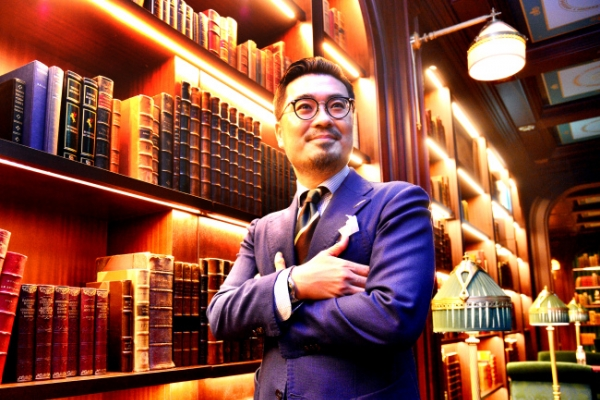 [Herald Interview] When food connoisseur takes charge of hotel management