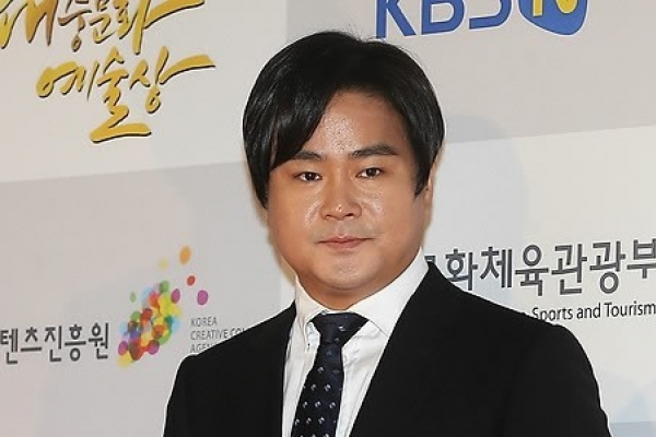 S.M. Entertainment composer Yoo Young-jin booked for false license plate